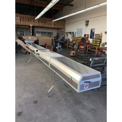 "Custom 16' X 16"" Oven for two 16 foot boards"