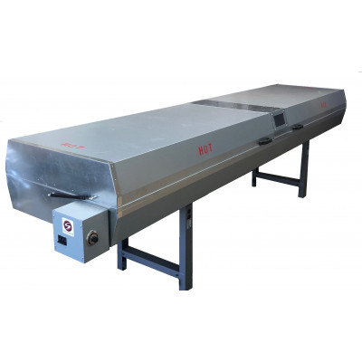 Four Board 12' Oven