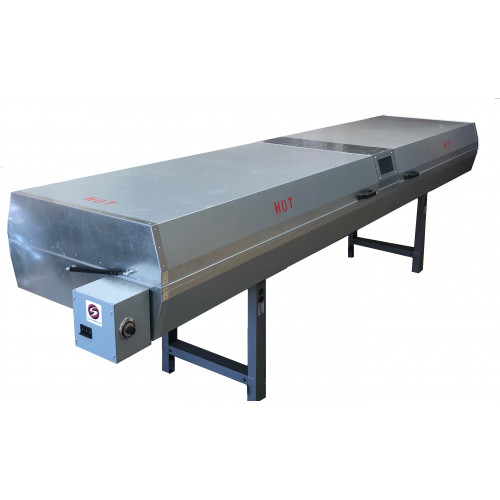 """Standard 200"""" X 7"""" Oven for 12 foot boards"""